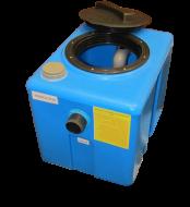 Сепаратор жира под мойку ECOLINE ЖСБ-40 40 л