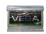 Акумулятор Vega LE 6CT-60-1 60Ah/620A L+ 0 WESTA