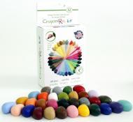 Крейда воскова Crayon Rocks 32 шт. (CR32CM)