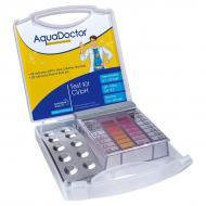 Тестер таблетками для басейну pH і Cl AquaDoctor mini 20 тестів (23542)