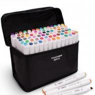 Набір скетч-маркерів для малювання Touch Sketch 80 шт.