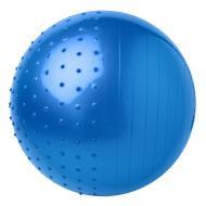 Фітбол комбі 65 см синій