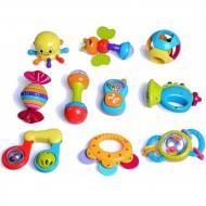 Hola Набір брязкалець Huile Toys (HOLA) 10 шт. (939)