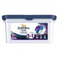 Гель-капсули для прання Coccolino Black & Dark для чорних і темних речей 29 шт. (043222)