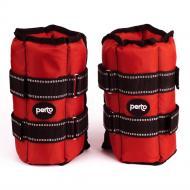 Обважнювачі Perto F00604 Red 2 шт по 3 кг