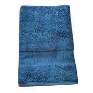 Полотенце махровое Aisha Home Textile Загадка 70x140 см Синий