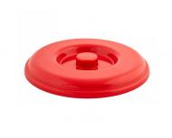 Крышка для ведра 18 л Алеана Красный (MAN-00593)