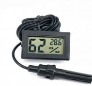 Гігрометр-Термометр (Вологомір) HHD цифровий в інкубатор