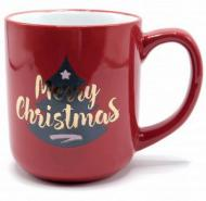Чашка Milika Merry Christmas Red 480 мл (M-0420-124-02-117L)