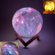 Сенсорный ночник 3D космос Moon-light (94aa346f)