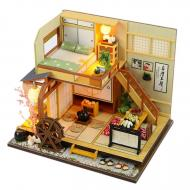 Набір дитячий збірна модель Японський будиночок M034