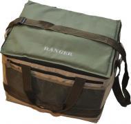 Термосумка Ranger HB5-XL Бежевый/Зеленый (R49)
