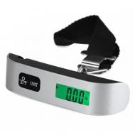 Весы для багажа VIKS 10 г до 50 кг Серебряный (VK-10)