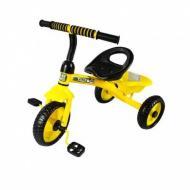 Велосипед трехколесный Tilly CAMPER T-319 Желтый