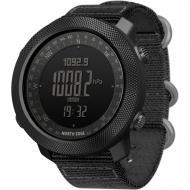 Часы наручные мужские North Edge Apache 5BAR Black (9992)
