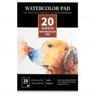 Папір для акварелі Watercolor Pad А4 21x29,7 см 20 аркушів