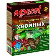 Добриво Agrecol осіннє для хвойних 1 кг