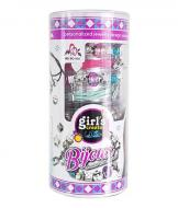 Ігровий набір для дівчаток Qunxing Toys Браслет шарм для створення прикрас (MBK-336)