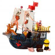 Піратський корабель Bambi з фігурками