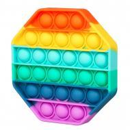Игрушка-антистресс Pop It Hайдужний восьмиугольник (120.470)