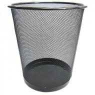 Корзина для мусора Optima металлическая Серебряный