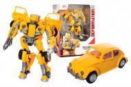 Робот трансформер A-Toys Bamblebee Желтый (H8001-3)