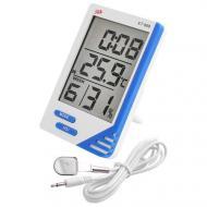 Термометр KT 908 с гигрометром (41535)