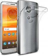 TPU чохол Epic Transparent 1,0mm для Motorola Moto E5 / G6 Play Безбарвний (прозорий)