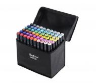 Набор скетч маркеров для рисования Touch 60 шт.
