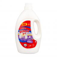 Гель для прання BONUX Lavender 3,57 л 63 прання