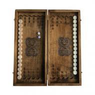 Нарды деревянные Newt Backgammon 2 ручная работа