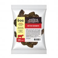 Ласощі HOME FOOD Легені яловичі для собак 100 г