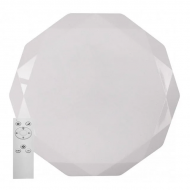 Світильник світлодіодний Lumano SLIM DIAMOND 60W  3000-6500К з пультом ДК (000016398)