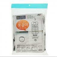 Вакуумний пакет для одягу з вішалкою STENSON L 67х110см R26102/R26101L