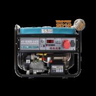 Генератор бензиновый Konner-Sohnen 10000E ATS-3