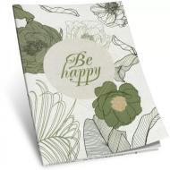 Блокнот Ранок Be happy (MKC-350970)
