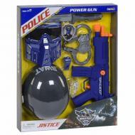 Поліцейський набір Ocoqo дитячий з каскою та наручниками (57120)