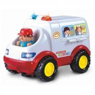 Hola Развивающая игрушка Huile Toys (Hola) Скорая помощь (836)