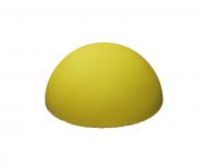 Обмежувач проїзду Nastcrete Напівсфера d50 см Жовтий