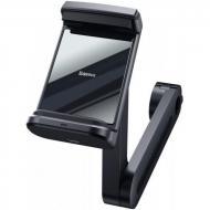 Тримач Baseus Автотримач Wireless Charger Energy Storage 15W підголовник (WXHZ-01) Black 00000083043