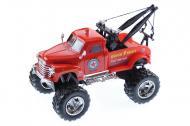 Машинка маталева Kinsmart Hammer інерційна 15x10,5x9 см Червоний (5333W\\5326)