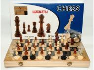 Игровой набор 3в1 Шашки Шахматы Нарды 40х40 см