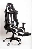 Компьютерное кресло Zano Dragon Белый/Черный (7797662)