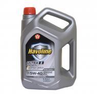 Моторное масло Texaco Havoline Ultra S 5W-40 4л (5335)