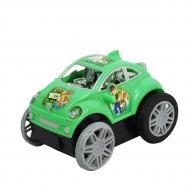 Дитяча іграшкова машинка Supretto Polli на батарейках (5269)