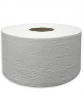 Туалетний папір Jumbo в рулоні 90 м 6 шт. (0017)