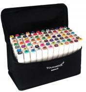 Маркеры для скетчинга Touchfive 80 цветов (TF-80-AD)