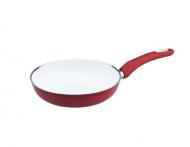 Сковорода Vinzer Eco Ceramic Red алюминий 26 см (89462)