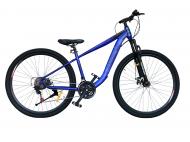 "Велосипед TopRider 550 2021 29"" 43 см Синий"