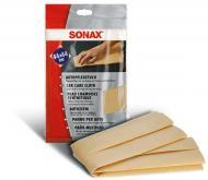 Серветка волога замшева SONAX Car Care Cloth 44х44 см (419200)